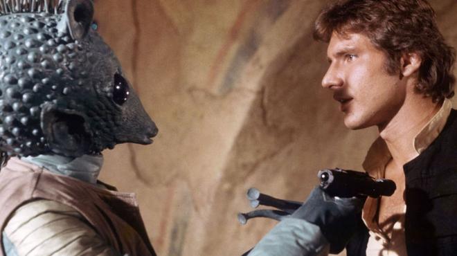 Star Wars 4 : la scène de Han Solo face à Greedo a encore été modifiée