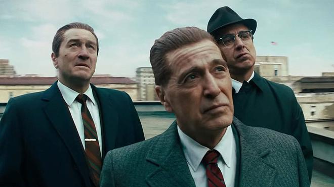 The Irishman : Scorsese voulait travailler avec Al Pacino depuis 50 ans