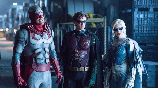 Titans : la série DC est renouvelée pour une saison 3