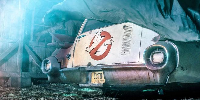 Ghostbusters L'Héritage : un superbe poster et quelques photos en attendant la bande annonce