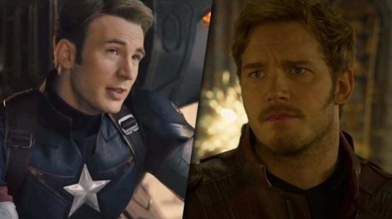 Théorie Marvel : et si Captain America était le grand-père de Star Lord ?
