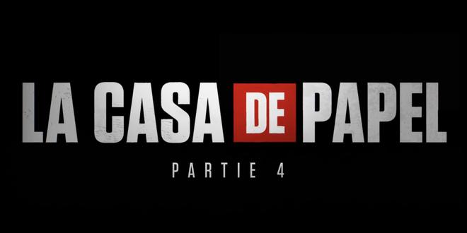 La Casa de Papel : Netflix annonce une date pour la partie 4 en images