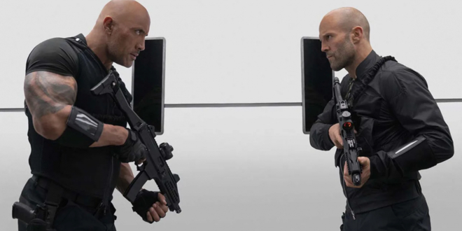 Hobbs & Shaw : le spin-off de Fast and Furious est disponible en DVD et Blu-ray