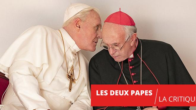 Les Deux Papes : un dialogue fictif mais passionnant au sommet de l'Église