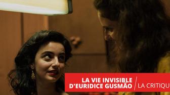 La vie invisible d'Euridice Gusmão, le destin brisé de deux sœurs