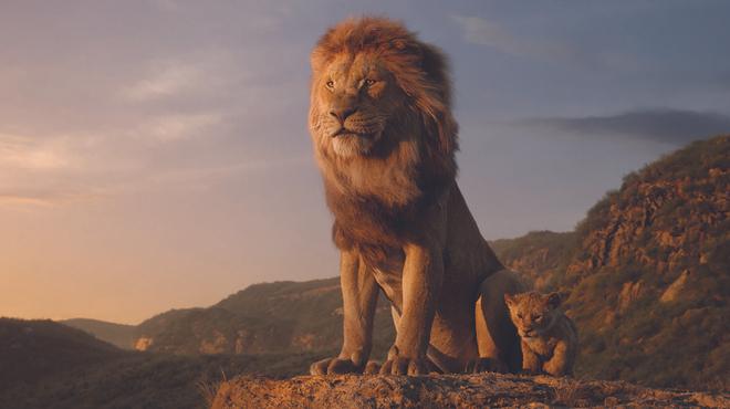 Le Roi Lion : le directeur photo du film nous raconte le making-of