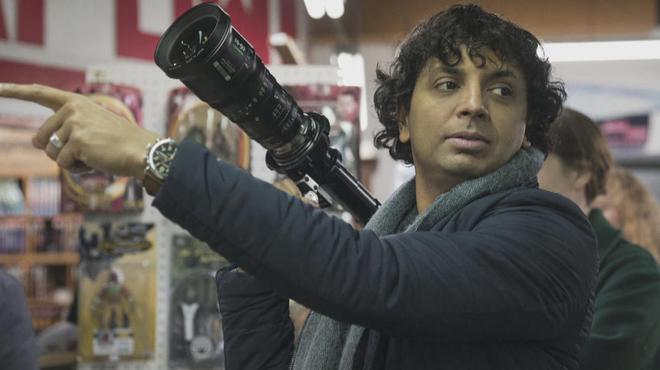M. Night Shyamalan tease ses deux nouveaux films