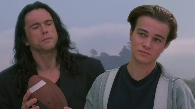 Vidéo Deepfake : Brad Pitt et Leonardo DiCaprio dans The Room