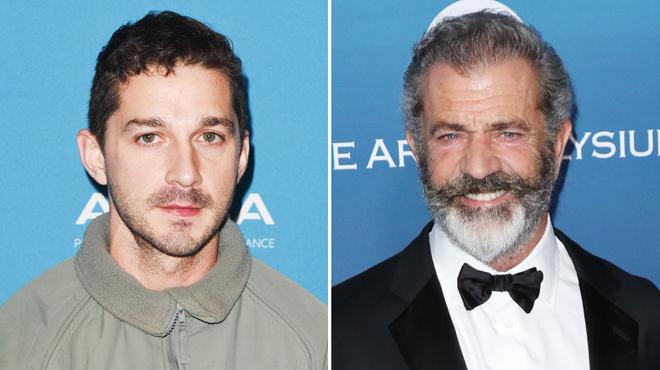 Honey Boy : Shia LaBeouf a fait croire à son père que Mel Gibson allait l'incarner dans le film