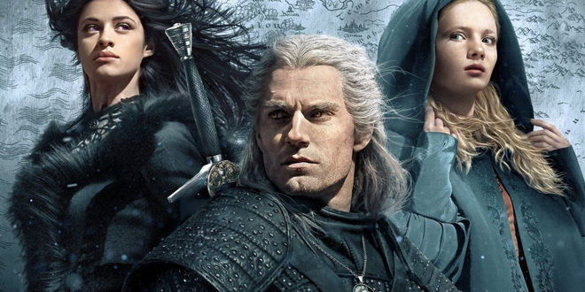 The Witcher : présentation des personnages en vidéo
