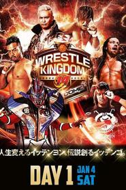 NJPW Wrestle Kingdom 14: Night 1