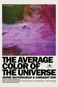 The Average Color of the Universe