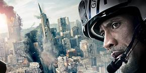 San Andreas dimanche 26 janvier sur TF1 : un tournage hors normes