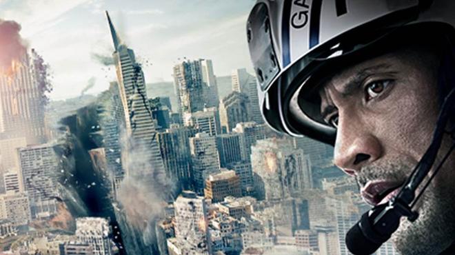 San Andreas : un tournage hors normes