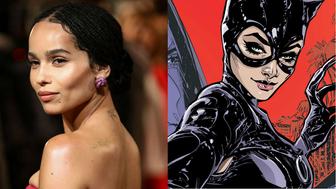 The Batman : Zoë Kravitz évoque son rôle de Catwoman
