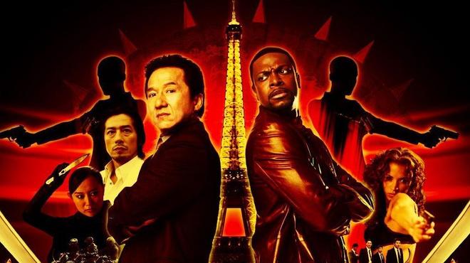 Rush Hour 3 : quand le réalisateur joue avec la Tour Eiffel
