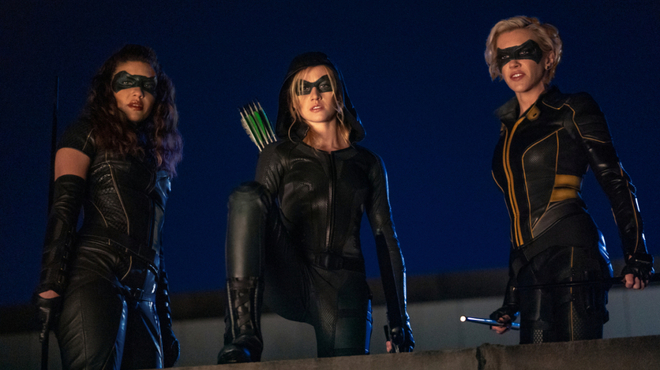 Green Arrow and the Canaries : premières images du spin-off d'Arrow