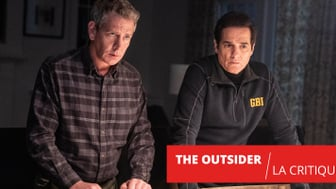 The Outsider : quand Richard Price rencontre Stephen King