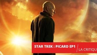 Star Trek Picard épisode 1 : retour nostalgique pour Patrick Stewart