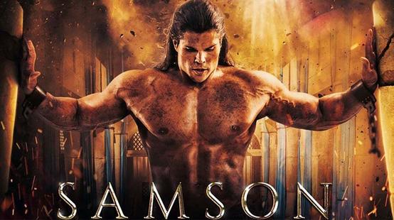 Samson : le héros derrière l'épopée biblique en DVD
