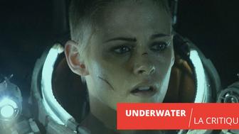 Underwater : Kristen Stewart sauve le film de la noyade