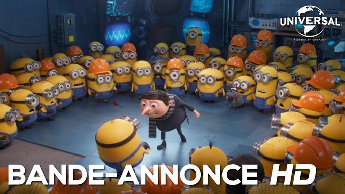 Les Minions 2 : Il était une fois Gru Bande-annonce VF