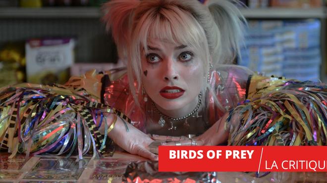 Birds of Prey : un après Joker difficile pour Harley Quinn