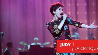 Judy : tragiques éclats de voix et de lumière