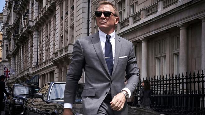 Mourir peut attendre est le premier film James Bond tourné en IMAX