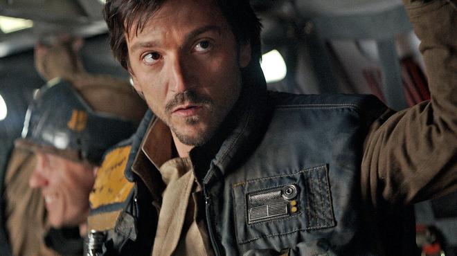 Prequel Rogue One : Diego Luna donne des détails sur la série Star Wars