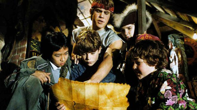 Les Goonies : une série sur l'univers du film en préparation