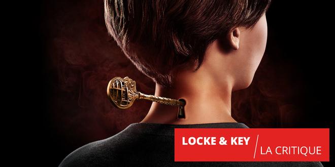 Locke & Key : une timide quête des clés sur Netflix