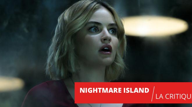 Nightmare Island: le cauchemar est dans le titre