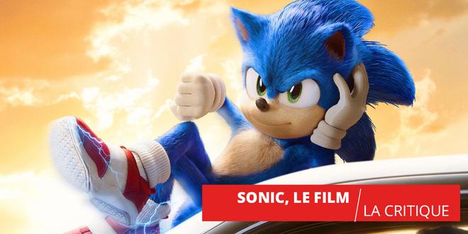 Sonic le film : rapide et mignon