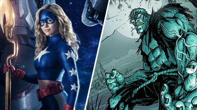 Stargirl: qui est Solomon Grundy, le super-vilain de la saison 1?