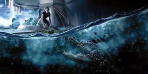 Crawl le 28 mars sur Canal+ : l'équipe a-t-elle utilisé des vrais crocodiles ?