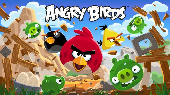 Angry Birds : une série d'animation bientôt sur Netflix
