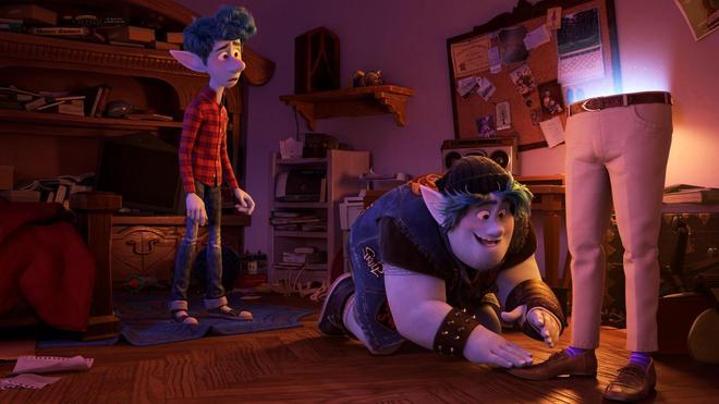 """""""En avant""""' : Critique du nouveau film d'animation des studios Disney Pixar."""