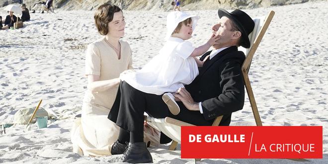 De Gaulle : récit d'un père et d'une famille en exil