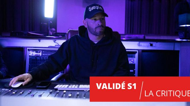 Validé : la création de Franck Gastambide au coeur du rap game