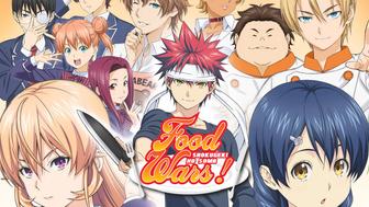Food Wars : la saison 5 a une date de diffusion