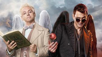 Good Omens : à l'aube de l'Armageddon en Blu-ray