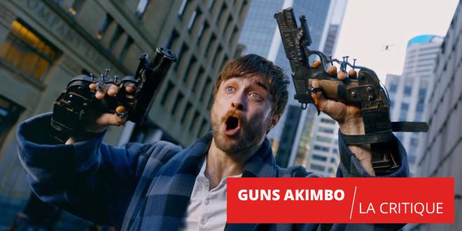 Guns Akimbo : un divertissement irrévérencieux qui tourne parfois à vide