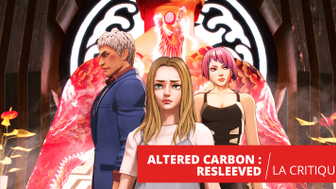 Altered Carbon Resleeved : l'uppercut animé inspiré de la série