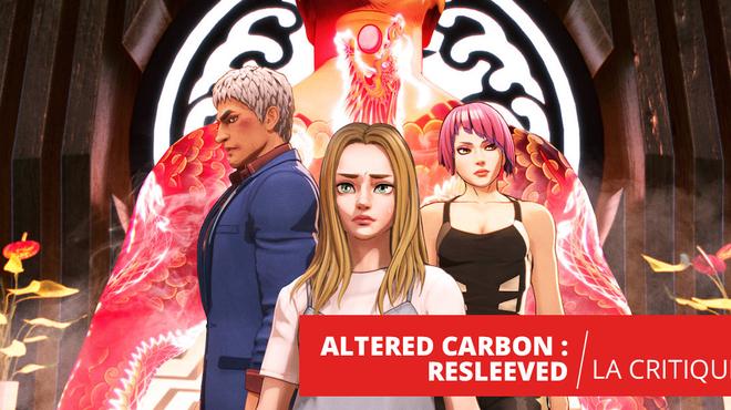 Altered Carbon Resleeved : l'uppercut animé inspiré de la série