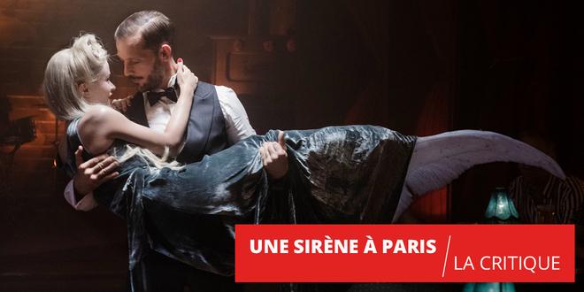 Une sirène à Paris : la poésie au service de l'amour