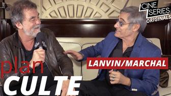 Le Plan Culte d'Olivier Marchal et Gérard Lanvin : Joker, Le Parrain, Basic Instinct...