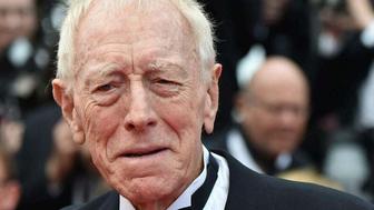 L'immense acteur Max von Sydow est décédé