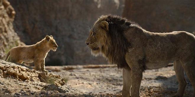 Le Roi Lion sur Canal + : savez-vous quel plan du film n'est pas en CGI ?