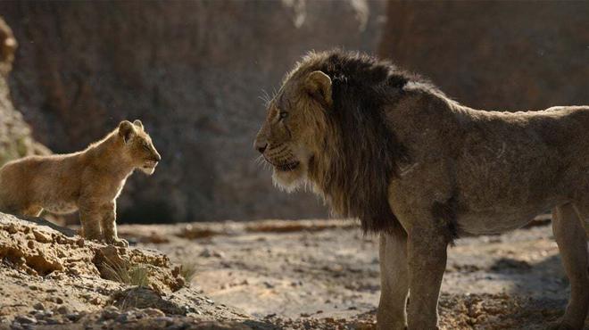 Le Roi Lion : savez-vous quel plan du film n'est pas en CGI ?